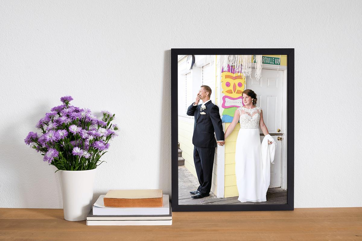 Print your wedding photos