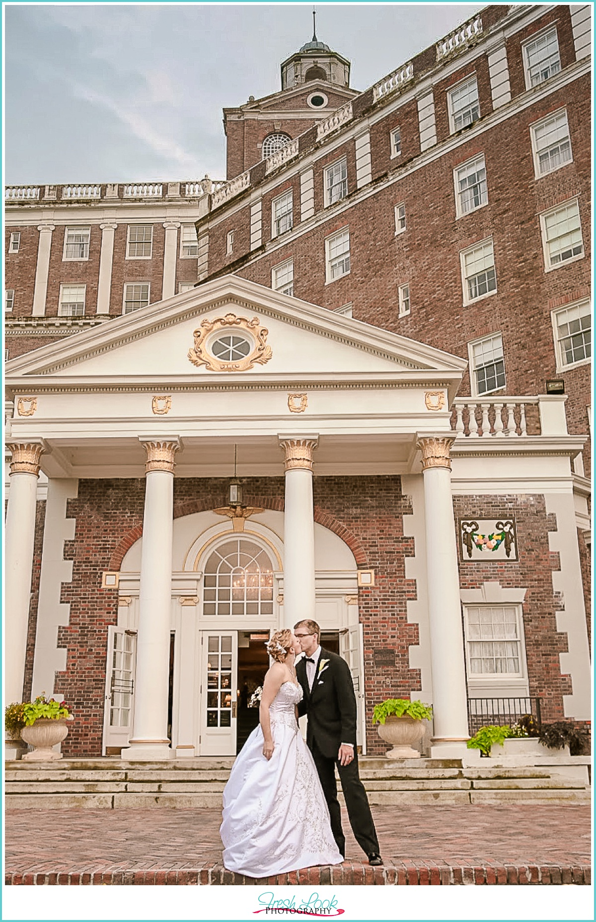 Cavalier Hotel Wedding | Now and Then