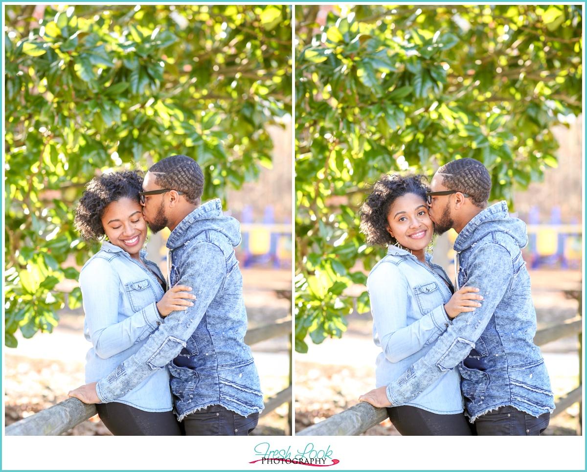 romantic couples photo shoot