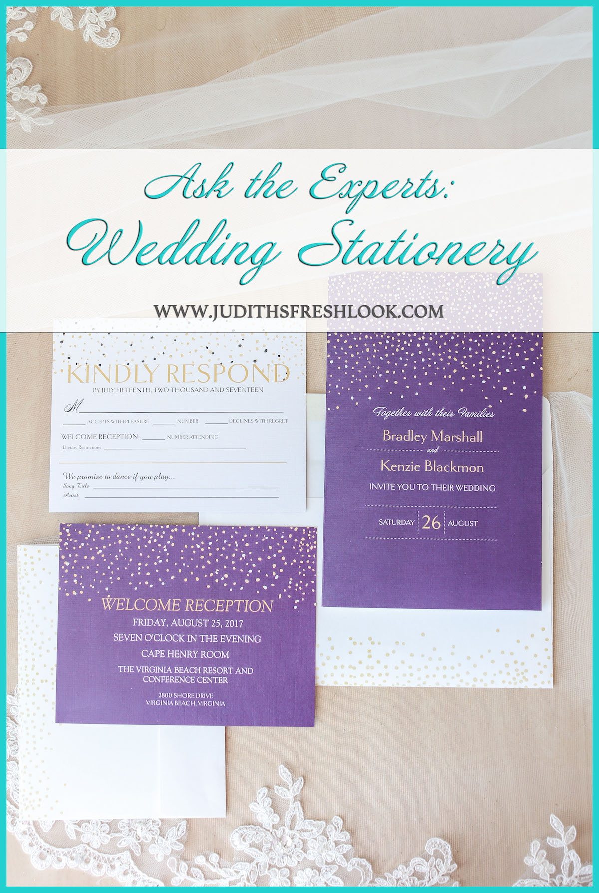Wedding Stationery – What the Pros Want You to Know