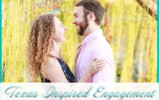 Texas Inspired Engagement Session