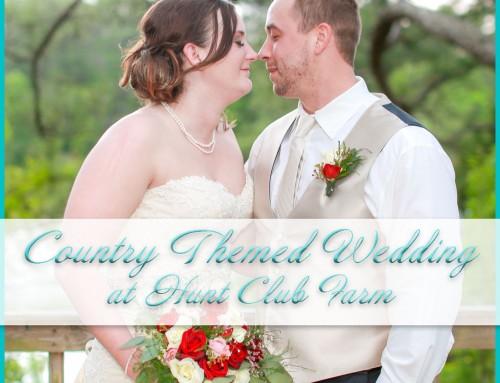 Country Wedding at Hunt Club Farm | Adam+Marcie