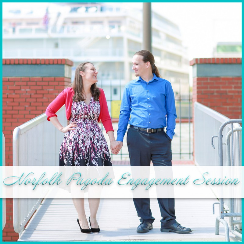 Norfolk Virginia Engagement Session