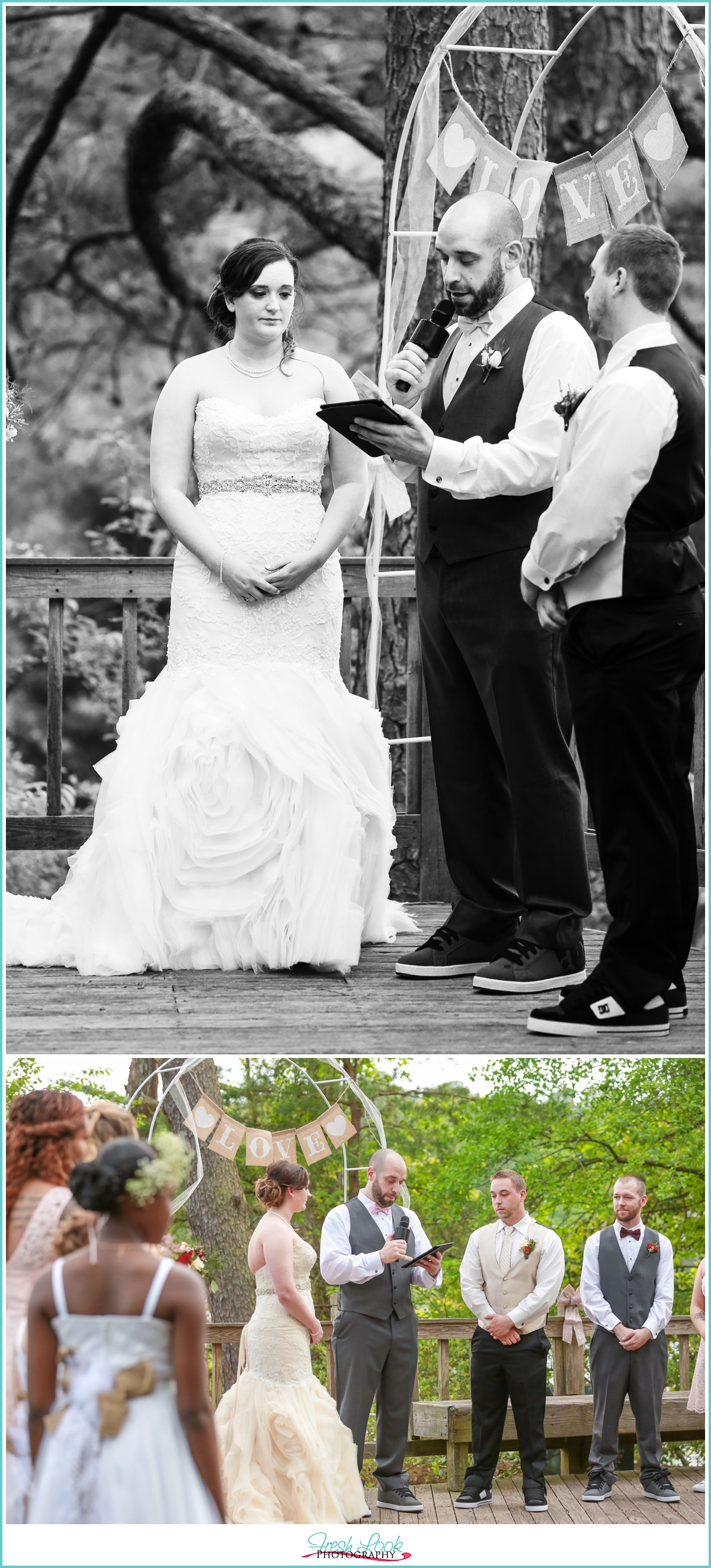 Great Neck Park Wedding