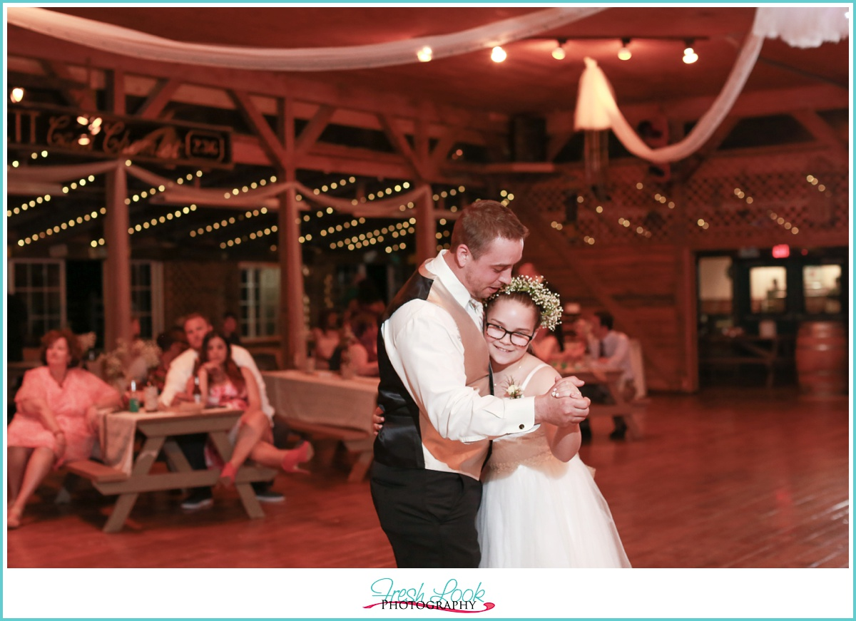 daddy daughter wedding dance