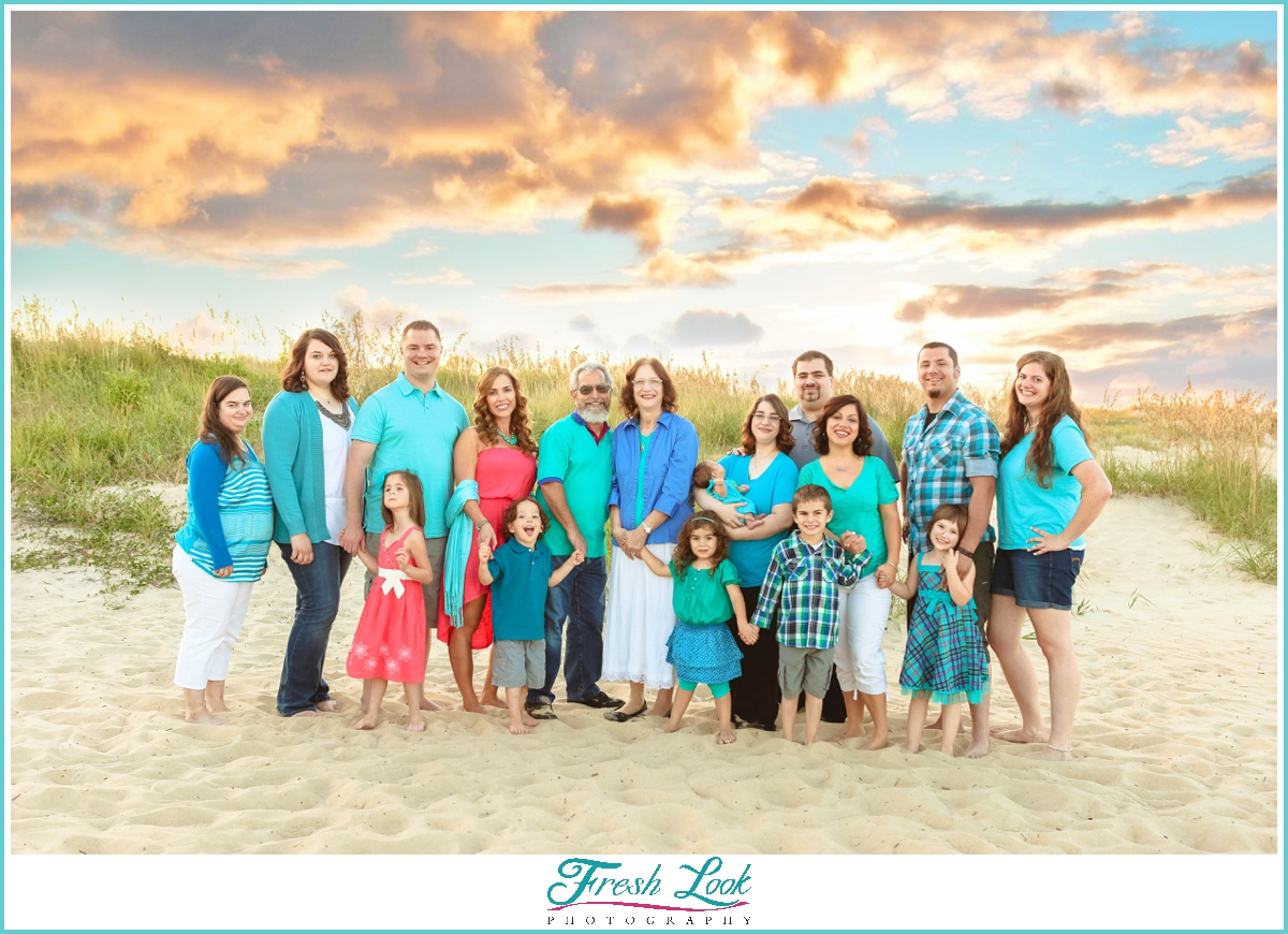 How to Take Sharp Family and Group Portraits