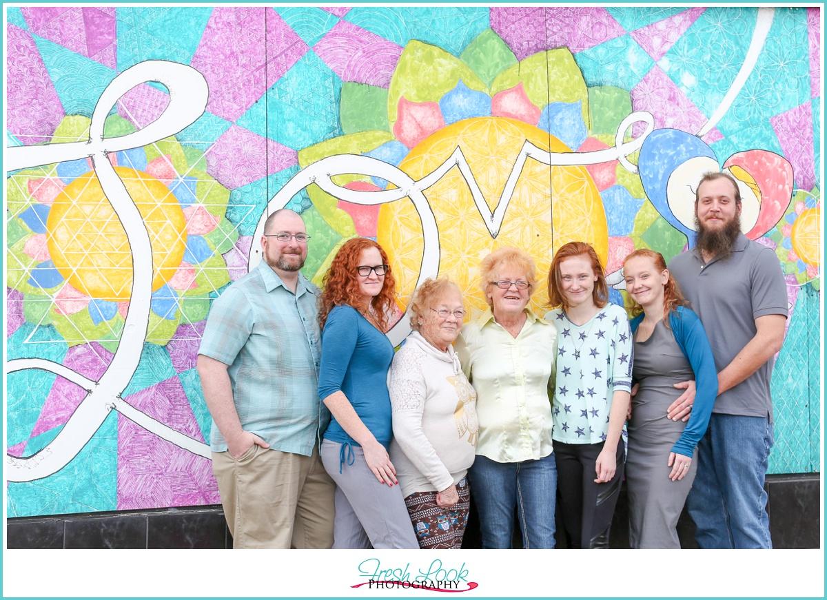 family love photo shoot
