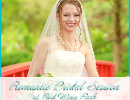 Red Wing Park Bridal Session | Samm