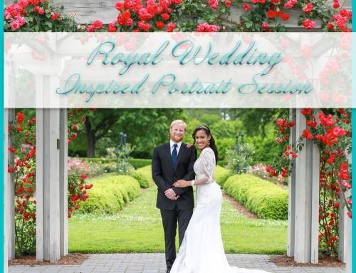 Royal Wedding Inspired Portraits | Keith+Lukwesa