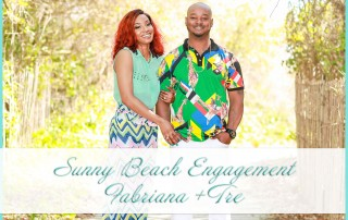 Sunny Beach Engagement Session