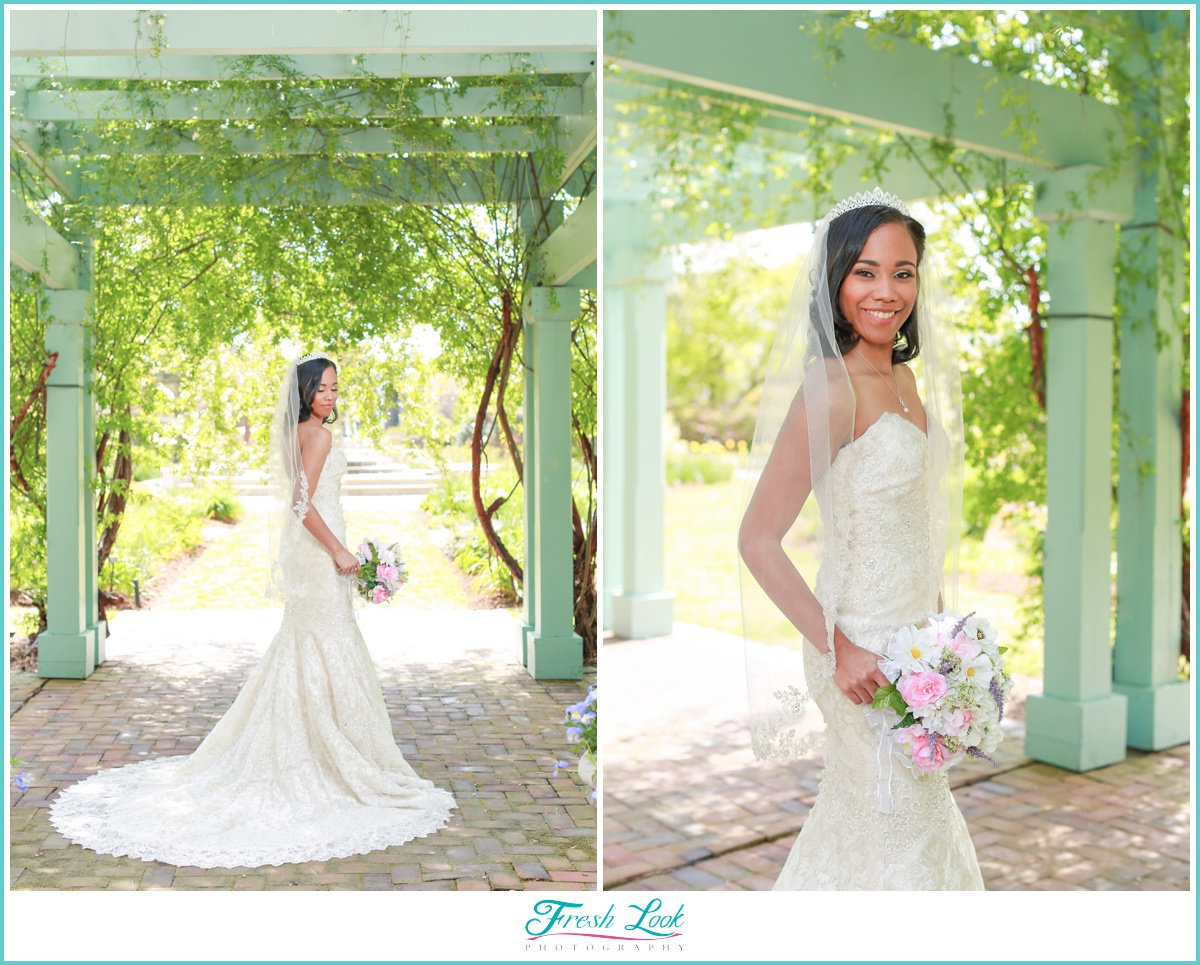 Weddings at Norfolk Botanical Gardens