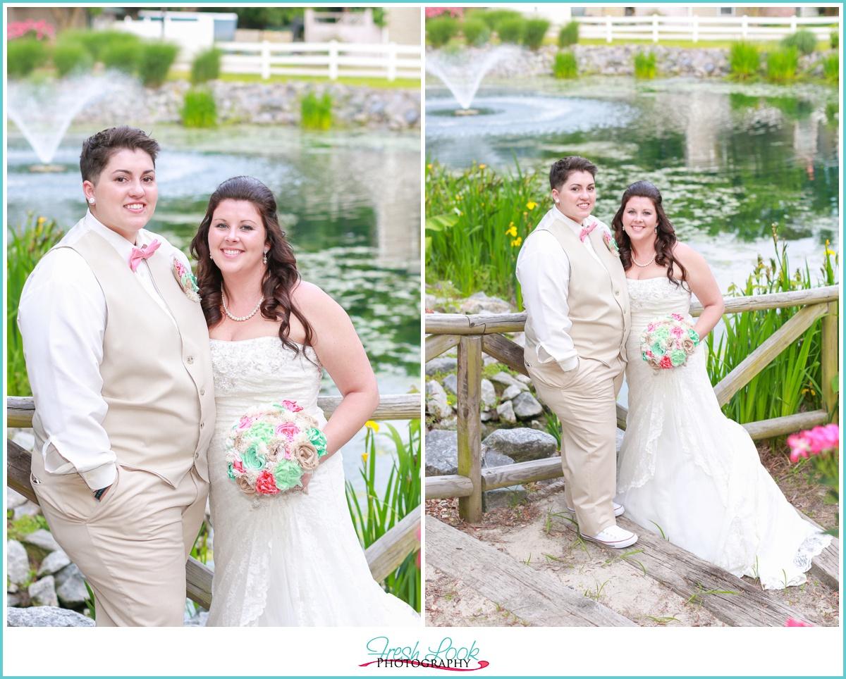 Hunt Club Farm wedding photos