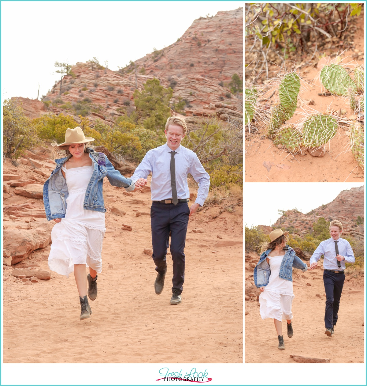 Utah Engagement Photo Shoot