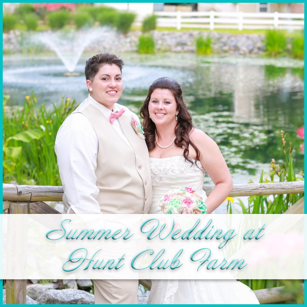 Hunt Club Farm Weddings