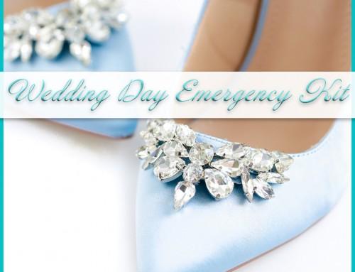 Wedding Day Emergency Kit for Photographers