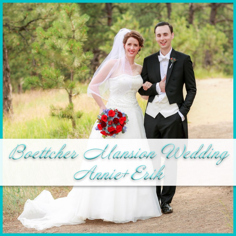 Boettcher Mansion Wedding