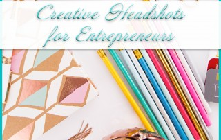Creative Headshots for Entrepreneurs