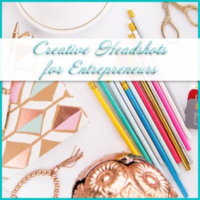 Creative Headshots for Entrepreneurs