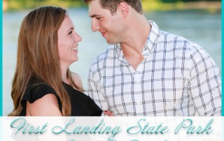 First Landing Engagement Session