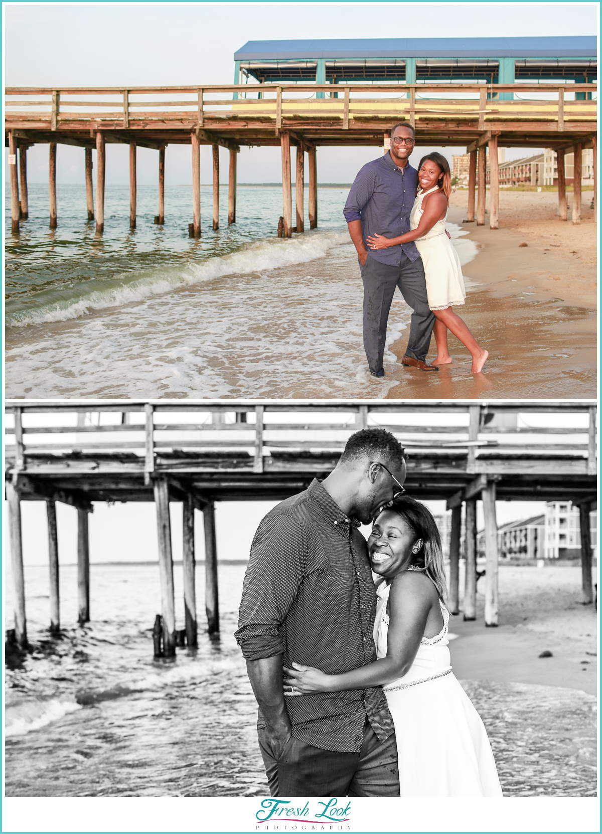 vow renewal photo shoot