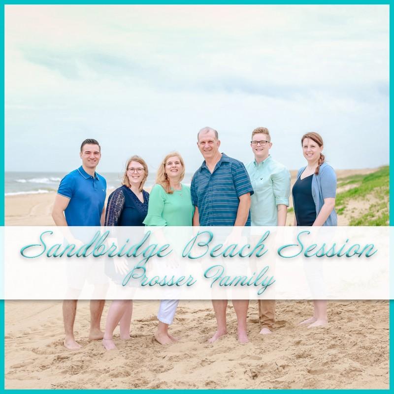 Sandbridge Beach Photo Shoot