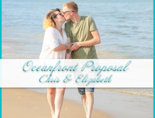 Virginia Beach Oceanfront Proposal | Chris+Elizabeth