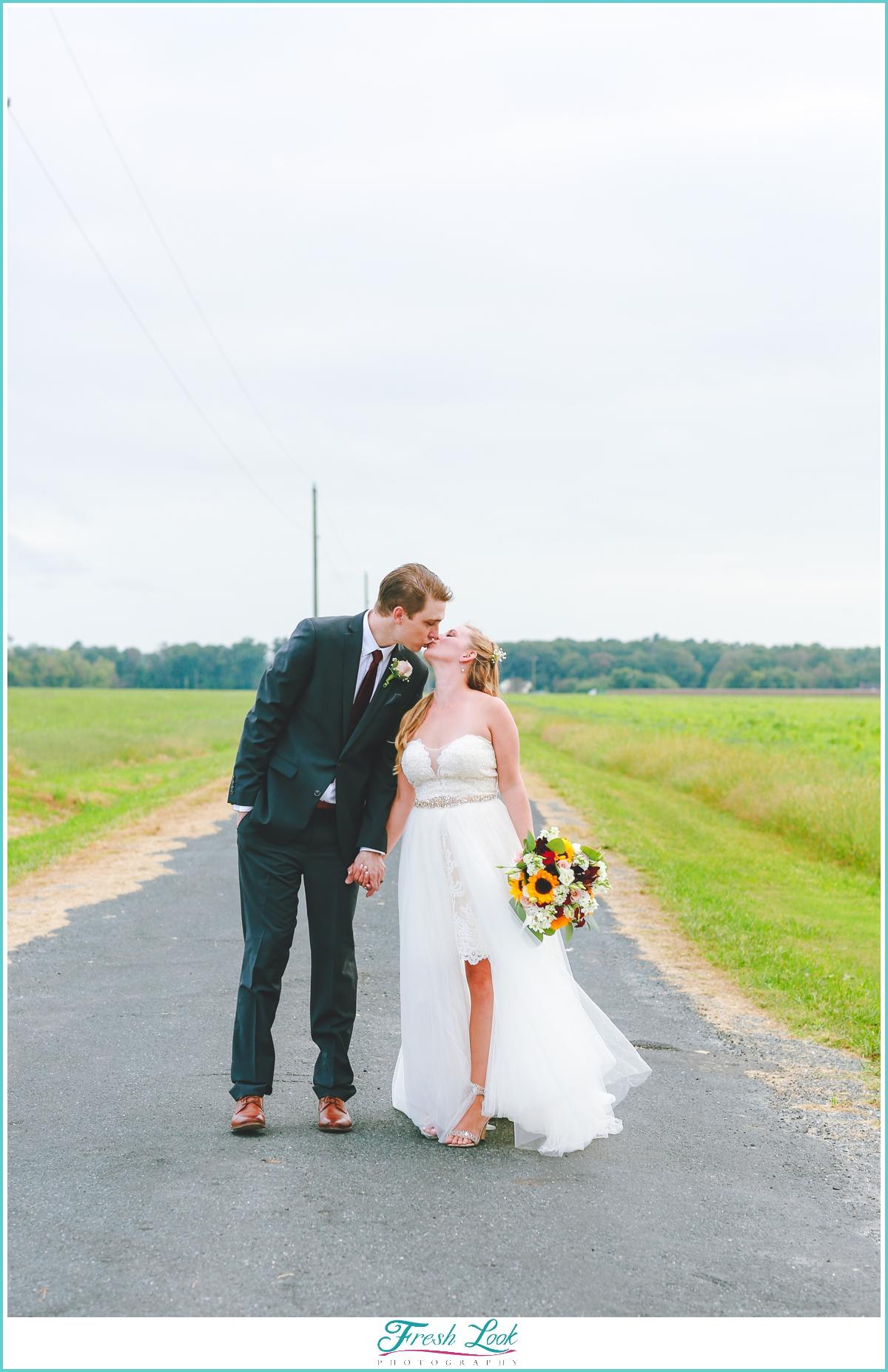 Mimosa Barn Eastern Shore wedding