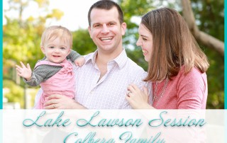 Lake Lawson Family Session