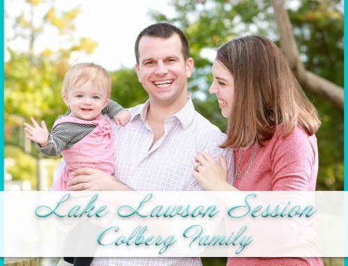 Lake Lawson Family Session | Colberg Family