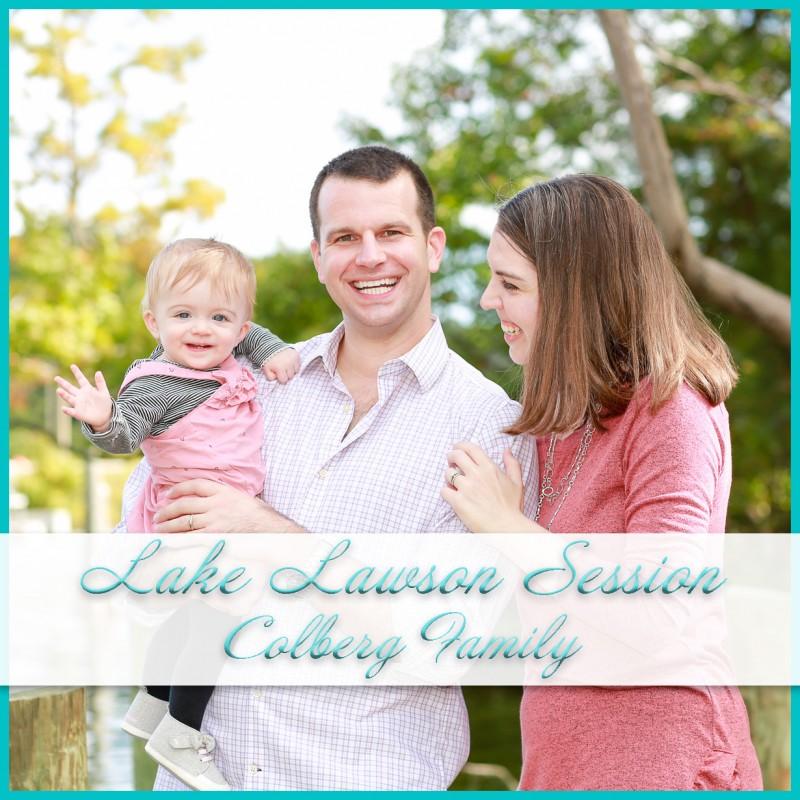 Lake Lawson Family Session