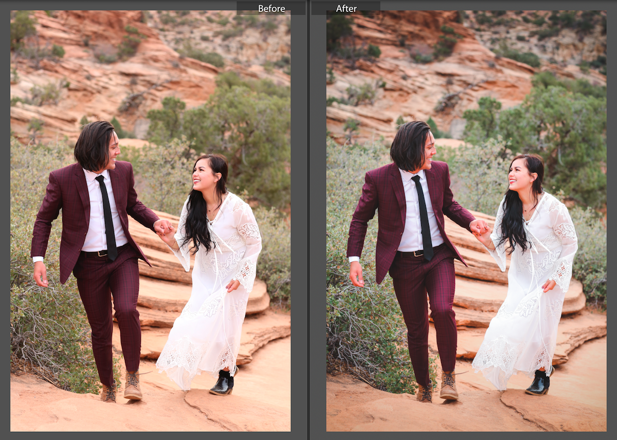 Lightroom Wedding Presets