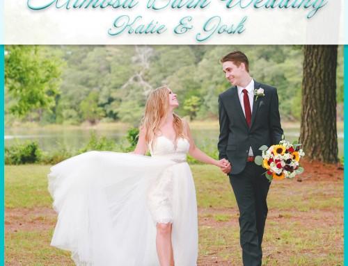 Mimosa Barn Wedding on the Eastern Shore | Katie+Josh