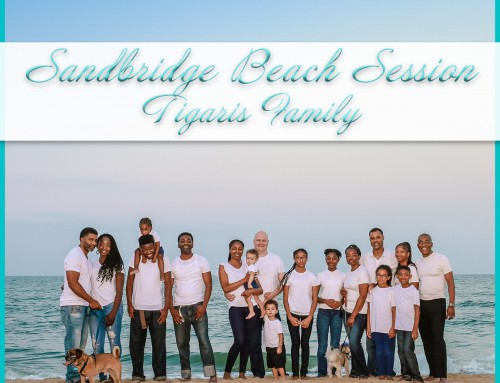 Sandbridge Beach Photographer | Tigaris Family