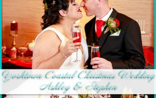 Coastal Christmas Wedding