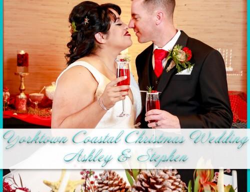Yorktown Coastal Christmas Wedding   Stephen+Ashley