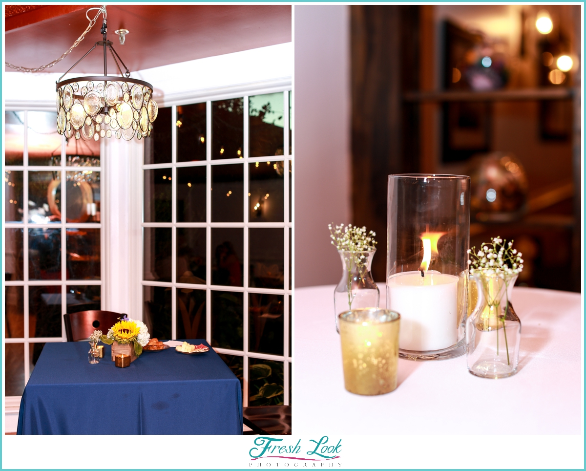 Sweetwater Cuisine wedding reception