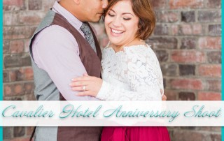 Third Wedding Anniversary at Cavalier Hotel