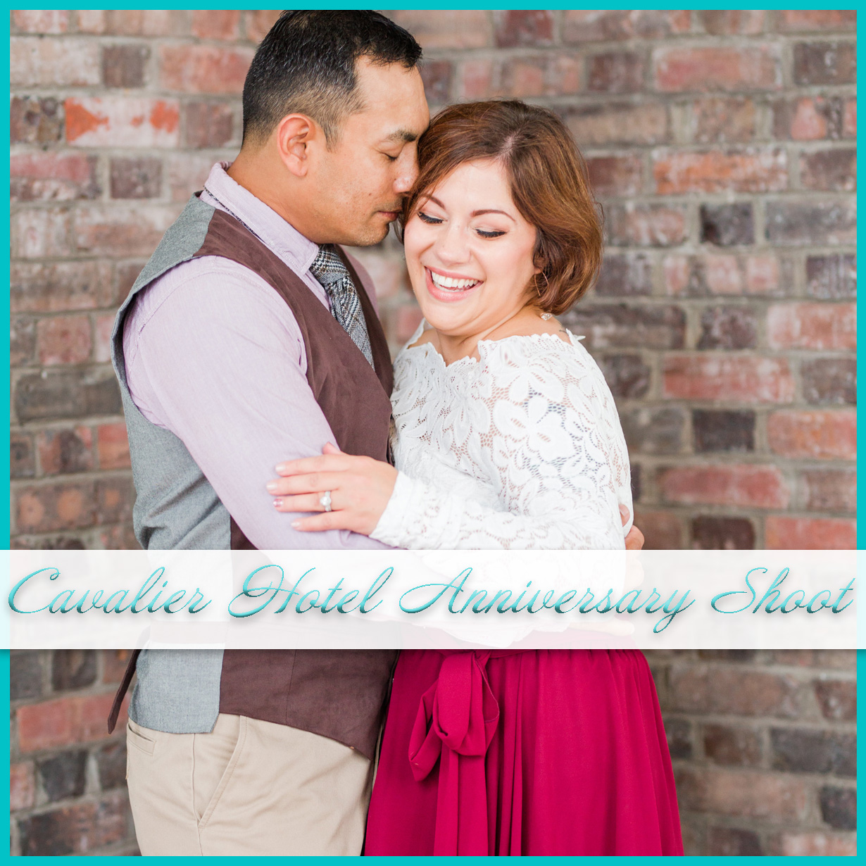 Third Wedding Anniversary at Cavalier Hotel