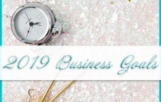 2019 Business Goals