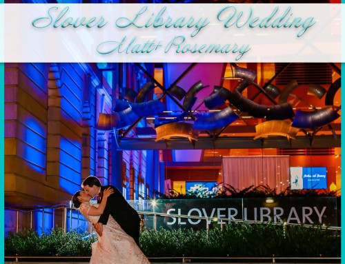 Slover Library Wedding | Norfolk VA | Matt+Rosie