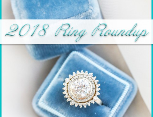 Favorite Engagement Rings from 2018