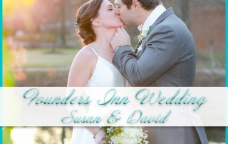 Founders Inn Wedding