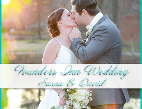 Founders Inn Wedding Virginia Beach | Susan+David