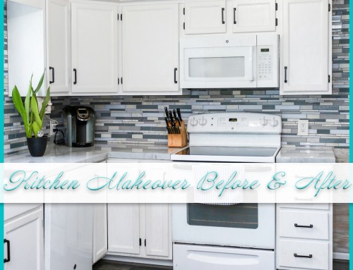 Modern Kitchen Makeover – Before and After