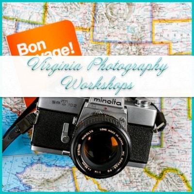 Virginia Beach Photography Workshops