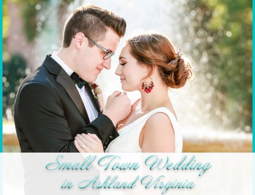 Charming Small Town Wedding | Ashland VA