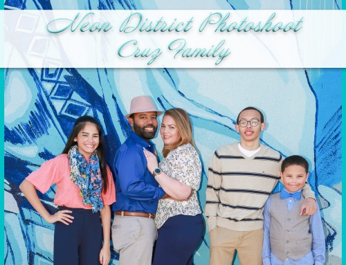 Colorful Norfolk Photoshoot | Cruz Family