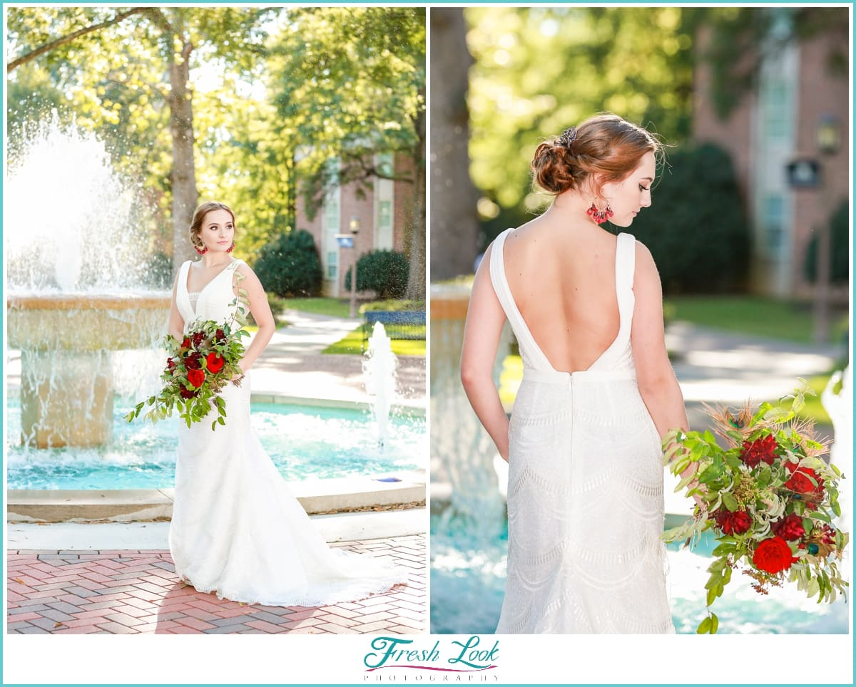 Randolph-Macon College Wedding