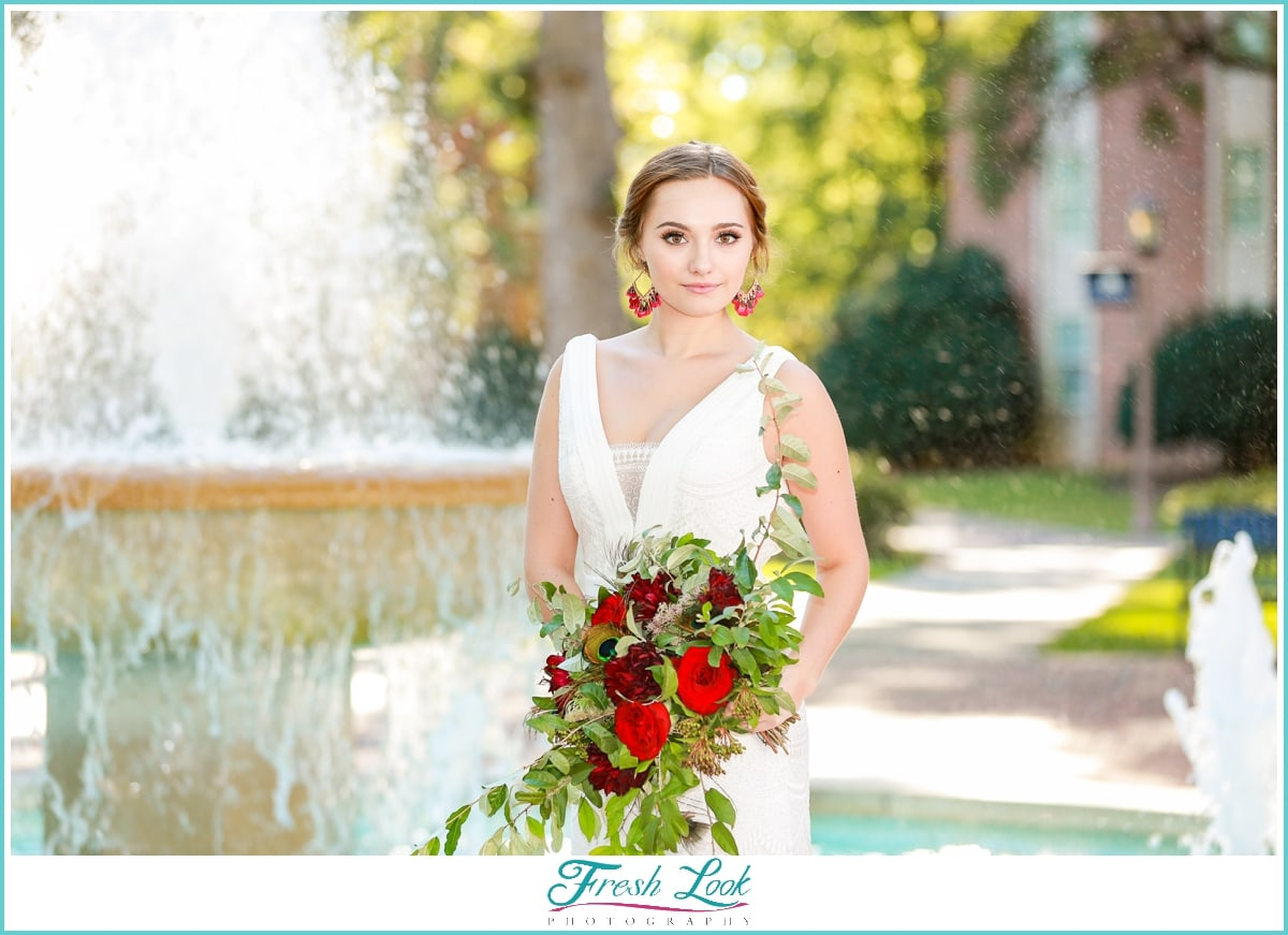 Randolph-Macon College Bride