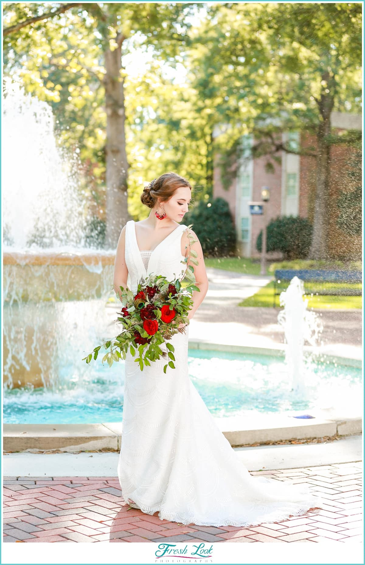Randolph-Macon Wedding Ceremony
